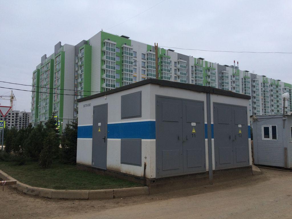 БКТП (ЖК Весна, г. Казань)